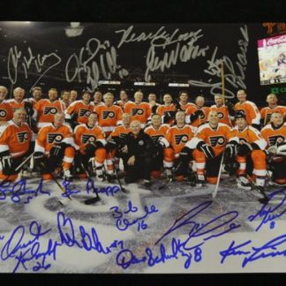Philadelphia Flyers 2012 Winter Classic Alumni Team Photo