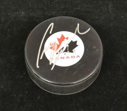 Team Canada Craig Berube Autographed Puck