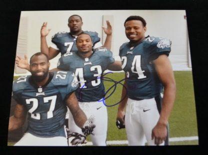 Philadelphia Eagles Darren Sproles Autographed Photo