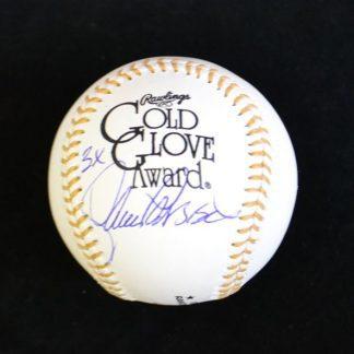 Philadelphia Phillies Lance Parrish Autographed Baseball