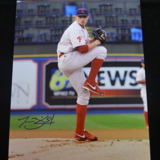 Reading Fightin Phils Jesse Biddle Autographed Photo