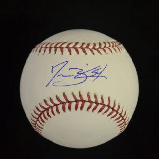 Philadelphia Phillies Jesse Biddle Autographed Baseball