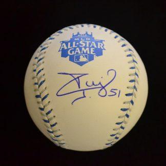 Philadelphia Phillies Carlos Ruiz Autographed Baseball
