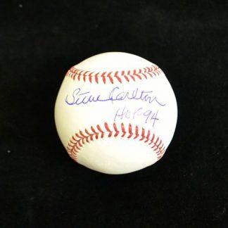 Philadelphia Phillies Steve Carlton Autographed Baseball