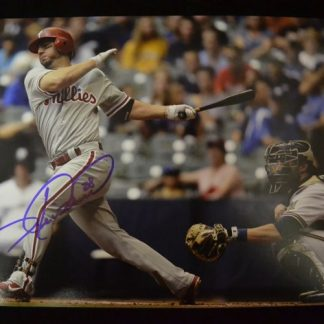 Philadelphia Phillies Kevin Frandsen Autographed Photo