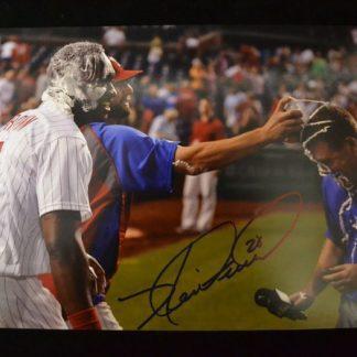 Philadelphia Phillies Kevin Frandsen Autographed Photo