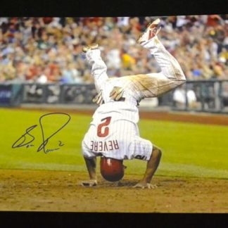 Philadelphia Phillies Ben Revere Autographed Photo