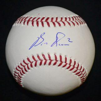 Philadelphia Phillies Ben Revere Autographed Baseball