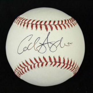 Philadelphia Phillies Cody Asche Autographed Baseball