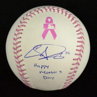 Philadelphia Phillies Cameron Rupp Autographed Baseball