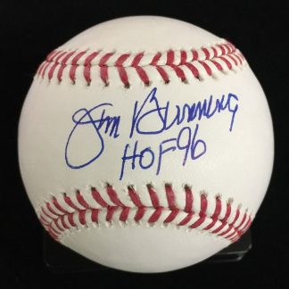 Philadelphia Phillies Jim Bunning Autographed Baseball