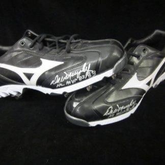 Philadelphia Phillies Dale Murphy Autographed Cleats