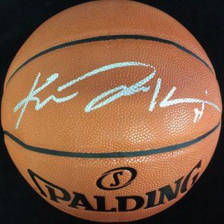 Villanova Wildcats Kris Jenkins Autographed Basketball