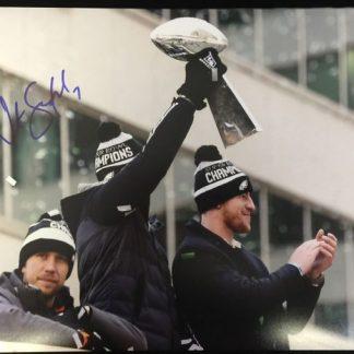 Philadelphia Eagles Nate Sudfeld Autographed Photo