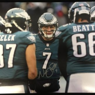 Philadelphia Eagles Nate Sudfeld Autographed Photo