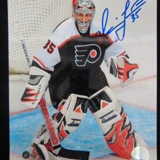 Philadelphia Flyers Neil Little Autographed Photo