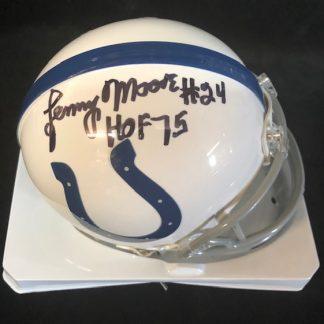 Baltimore Colts Lenny Moore Mini Helmet