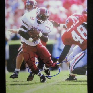 South Carolina Gamecocks Duce Staley Autographed Photo
