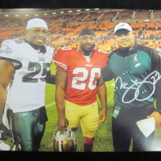 Philadelphia Eagles Duce Staley Autographed Photo