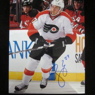 Philadelphia Flyers Bruno Gervais Autographed Photo