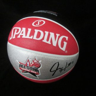 Autographed Basketball Photos & Basketballs