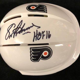 Philadelphia Flyers Eric Lindros Autographed Mini Helmet