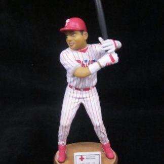 Philadelphia Philles 2005 Bobby Abreu Figurine