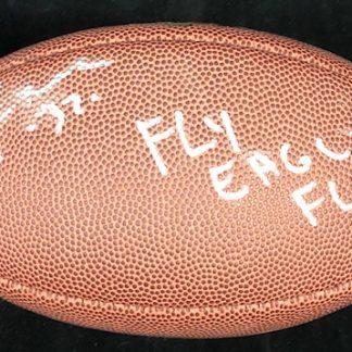 Philadelphia Eagles Eric Rowe Autographed Mini Football