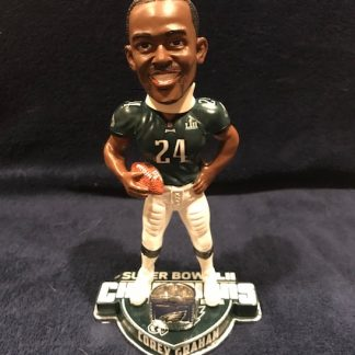Philadelphia Eagles Corey Graham Super Bowl 52 Ring Base Bobblehead
