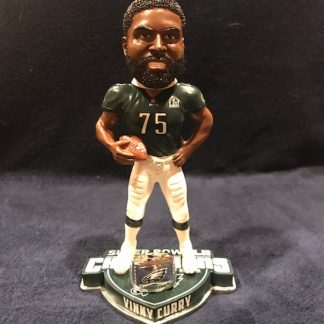 Philadelphia Eagles Vinny Curry Super Bowl 52 Ring Base Bobblehead