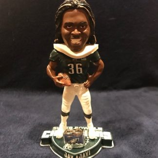 Philadelphia Eagels Jay Ajayi Super Bowl 52 Ring Base Bobblehead