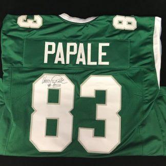 Philadelphia Eagles Vince Papale Autographed Jersey