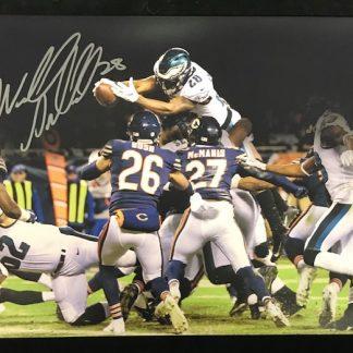 Philadelphia Eagles Wendall Smallwood Autographed 8x10 Photo