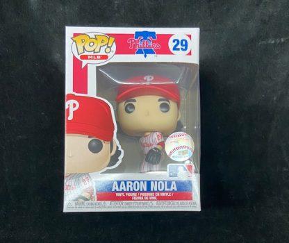 Phladelphia Phillies 2019 Aron Nola Pops