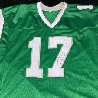 Philadelphia Eagles Brent Celek Autographed Jersey