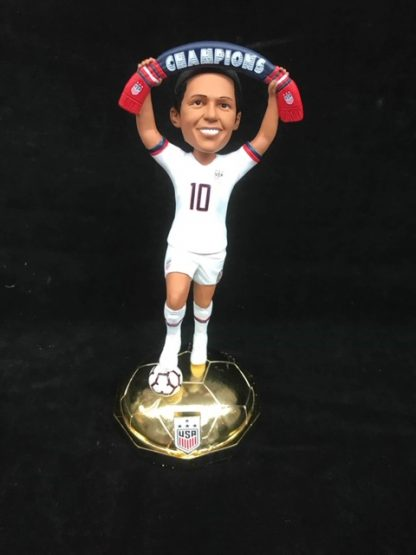2019 World Cup Champion Carli Lloyd Bobbblehead