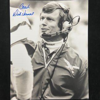 Philadelphia Eagles Dick Vermeil Autographed 11 x 14