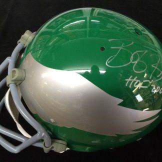 Philadelphia Eagles Bob Brown Autographed Full Size Helmet