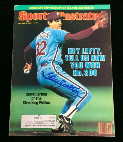 Sports Illustrated 1983 Magazine