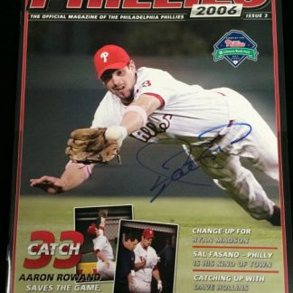 Philadelphia Phillies 2006 Program