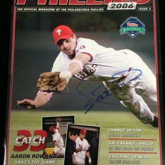 Philadelphia Phillies 2006 Program