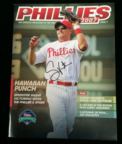 Philadelphia Phillies 2007 Program