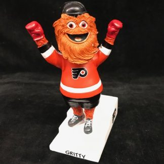 Philadelphia Flyers Gritty Rocky Steps Bobble head
