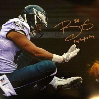 Philadelphia Eagles Trey Burton Autographed Photo