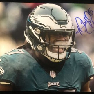 Philadelphia Eagles Dannell Ellerbe Autographed Photo
