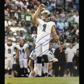Philadelphia Eagles Cody Parkey Autographed Photo
