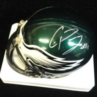 Philadelphia Eagles Cody Parkey Autographed Mini Helmet