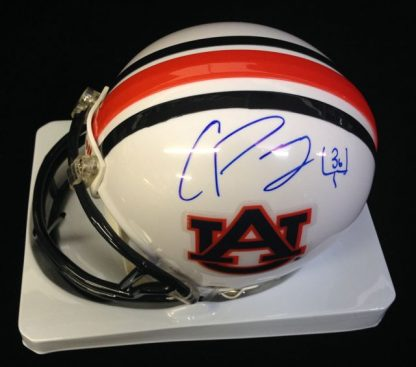 Auburn Tigers Cody Parkey Autographed Mini Helmet