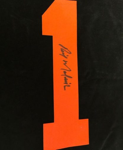 Philadelphia Flyers Rick MacLeish Autographed Jersey Number