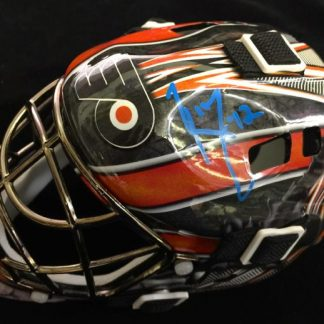 Philadelphia Flyers Rob Zepp Autographed Mini Helmet